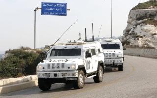 الصورة: لبنان وإسرائيل يعقدان ثانية جولات التفاوض حول ترسيم الحدود