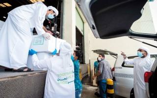 الصورة: «صندوق الاستثمار» يدعم 5 تحديات مجتمعية في أبوظبي