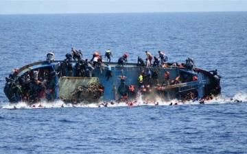 الصورة: غرق 140 مهاجرا قبالة ساحل السنغال في أسوأ حادث من نوعه هذا العام