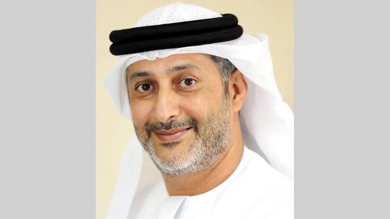 محمد حارب:  «الحدث اليوم يأتي بالتزامن مع انطلاق فعاليات تحدي دبي للياقة في دورته الرابعة».