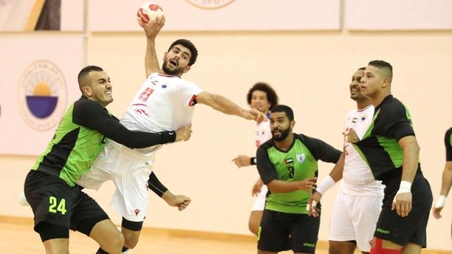 صورة النصر يبحث عن فوزه الثاني في كأس اليد – رياضة – محلية