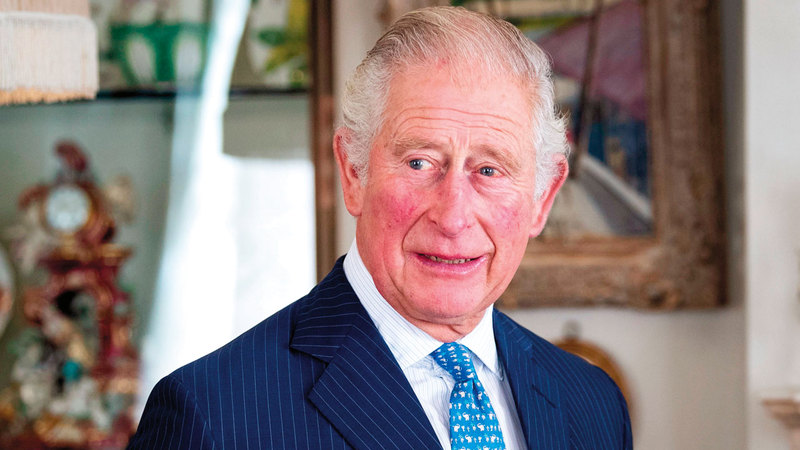 نافابي شبهت الأمير تشارلز بالوزير لو كان لونه أسمر.  أ.ف.ب