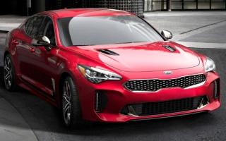 الصورة: «كيا» تطلق الطراز الجديد من سيارتها «Stinger GT»