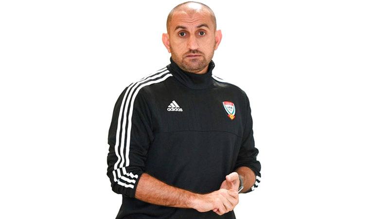 زكريا العوضي: «خالد السناني يستحق أن يكون أحد الحراس الثلاثة في قائمة المنتخب الوطني بالفترة الحالية».