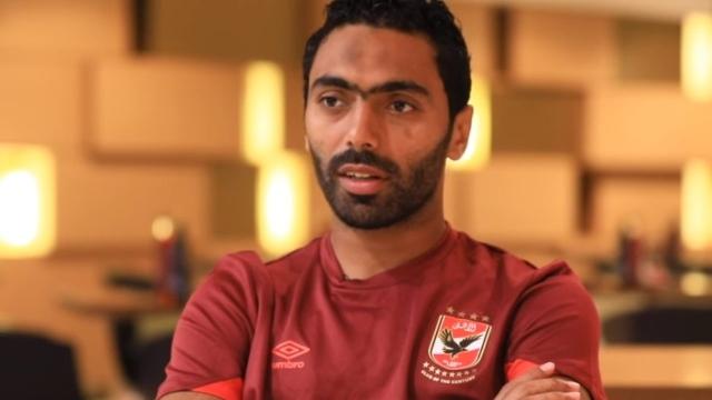 صورة حسين الشحات يغيب عن الأهلي المصري – رياضة – عربية ودولية