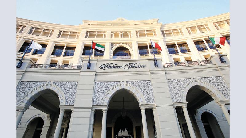 دبي بدأت تدريجياً استقطاب الزوار من أوروبا وروسيا والهند وغيرها من الأسواق بمعدلات متفاوتة.  أرشيفية