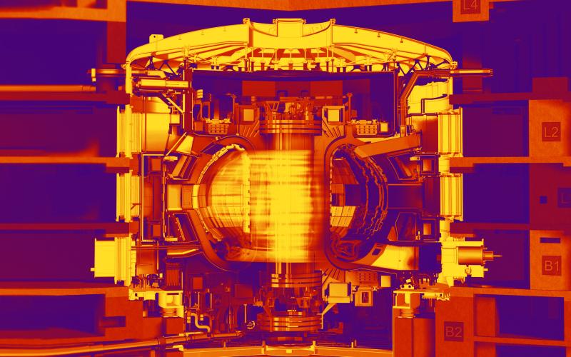 """الصورة: بالفيديو.. """"الاندماج النووي"""" قد يحل مشكلة الطاقة في العالم"""