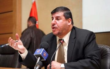 الصورة: وفاة النائب الأردني السابق يحيى السعود بحادث سيارة