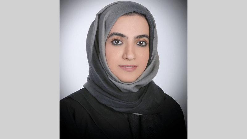 عالية الحمادي: «الهوية الإعلامية المرئية للدولة تعكس المسيرة الملهمة لقيام دولة الإمارات وقيمها وإنجازاتها».