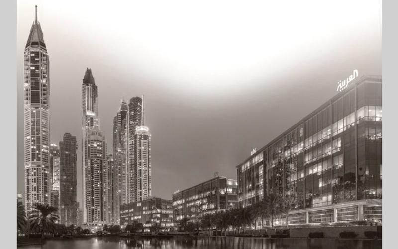 الصورة: (بالغرافيك): مدينة دبي للإعلام.. 20 عاماً في صناعة المحتوى الإبداعي