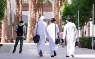 الصورة: «تايمز» تصنّف 5 جامعات إماراتية ضمن الأفضل عالمياً