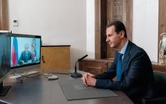 الصورة: الرئيس السوري: عودة اللاجئين تشكل أولوية في المرحلة المقبلة