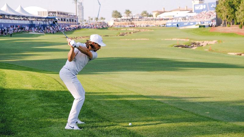 «الغولف في دبي» تنطلق على «عقارات جميرا» قبل أسبوع من «جولة موانئ دبي العالمية».  من المصدر