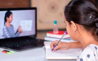 الصورة: استبيان يكشف تحديات التعلّم عن بُعد خلال جائحة «كوفيد-19»