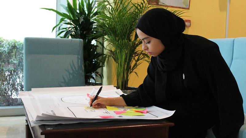 الوزارة أطلقت مبادرات تشجّع المواطنين على التوجّه نحو ريادة الأعمال.الإمارات اليوم
