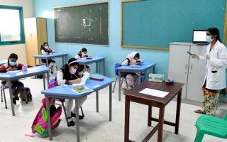 الصورة: معايير موحدة لتنظيم الامتحانات في مدارس أبوظبي