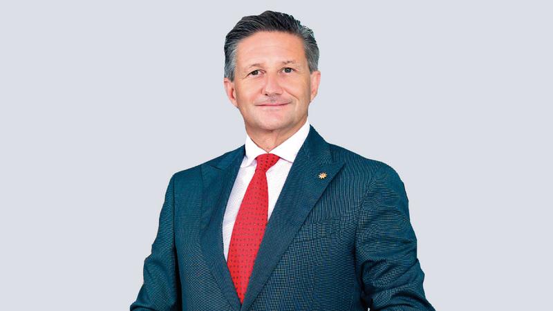 ماسيمو بادجي: «معظم الشركات السويسرية تتخذ من دبي مقراً لها، وهناك 200 شركة في مجلس الأعمال السويسري بالإمارة».