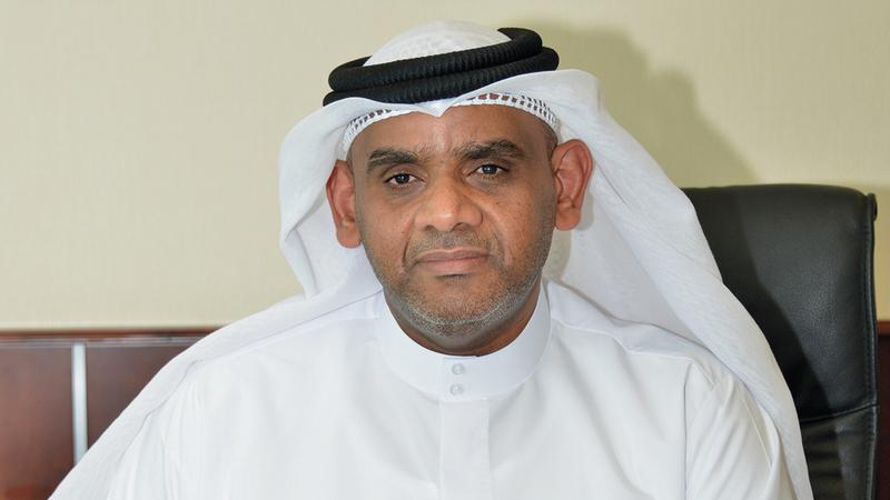 حميد الرشيد: مليونا مسافر سنوياً بين دولة الإمارات وسلطنة عمان.