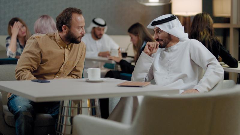 الموسم الأول من المسلسل يُبث حالياً ويضم عدداً من أبرز ممثلي الوطن العربي. من المصدر