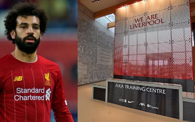 الصورة: بالفيديو.. تشامبرلين: مركز تدريب ليفربول الجديد لن يعجب محمد صلاح