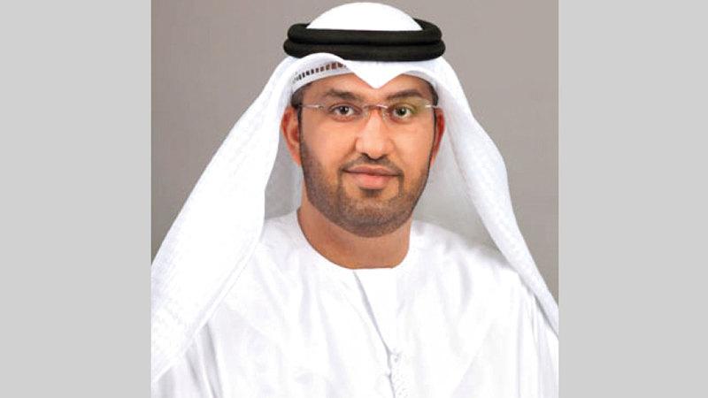 سلطان الجابر:  «نحن على ثقة بأن الجائزة ستستقطب، مجدداً، ألمع المبتكرين والمبدعين في مجال الاستدامة حول العالم».