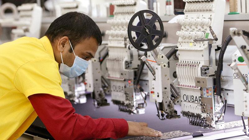 صاحب العمل يجب أن يعمل على تطوير المشروع وتحسين مستوى الإنتاج. أرشيفية