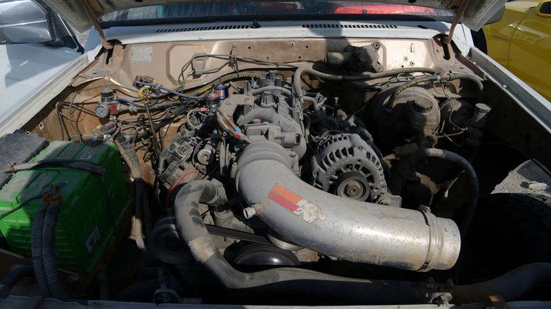 تغيير مواصفات المحرك لزيادة سرعة المركبة قد يؤدي إلى اندلاع النيران فيها.   من المصدر