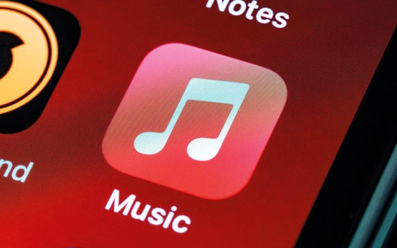 الصورة: استخدام الكلمات في البحث عن الأغنيات