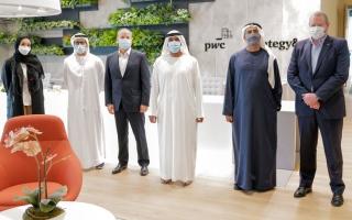 الصورة: أحمد بن سعيد: السعادة والرفاهية في قلب رؤية دبي لمجتمع منتج يجذب المواهب المحلية والعالمية