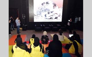 الصورة: «الشارقة السينمائي للأطفال» يبحث وضع ومستقبل السينما الخليجية