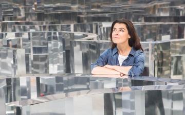 الصورة: مخرجة عرض اليوم الوطني: «غرس الاتحاد» يعكس جمال الإمارات وغناها الثقافي