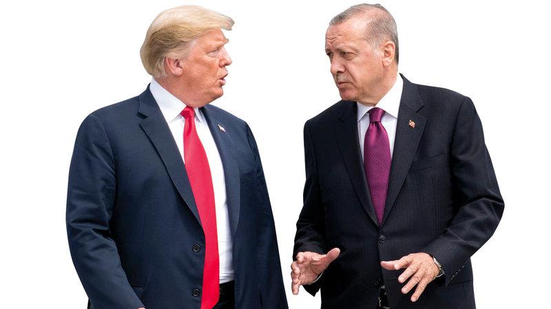 ترامب وفّر حماية للرئيس التركي وتجاوز عن مخالفاته. عن صحيفة «نيويوركر»