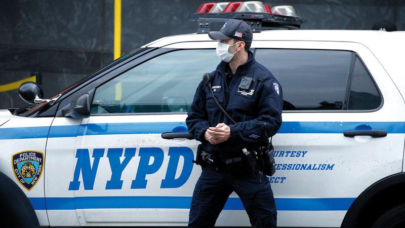 شرطة نيويورك متهمة بممارسة العنف ضد المتظاهرين. أرشيفية