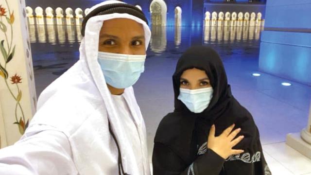 صورة ويلسون وزوجته يزوران مسجد الشيخ زايد – رياضة – محلية