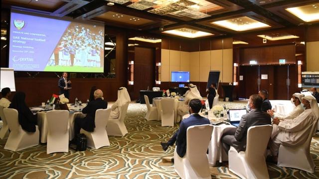 صورة اتحاد الكرة يناقش 6 محاور رئيسة للاستراتيجية الجديدة – رياضة – محلية