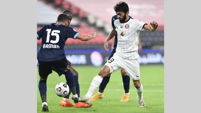 صورة سالم راشد: الجزيرة لا يفكر حالياً في لقب الدوري – رياضة – محلية