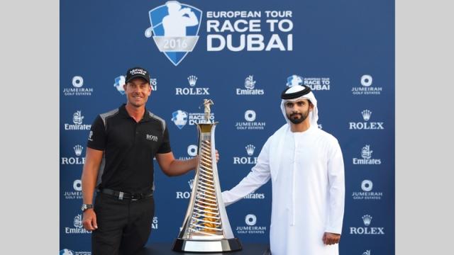 صورة منصور بن محمد: دبي من أفضل الوجهات الرياضية في العالم لعشاق الغولف – رياضة – محلية