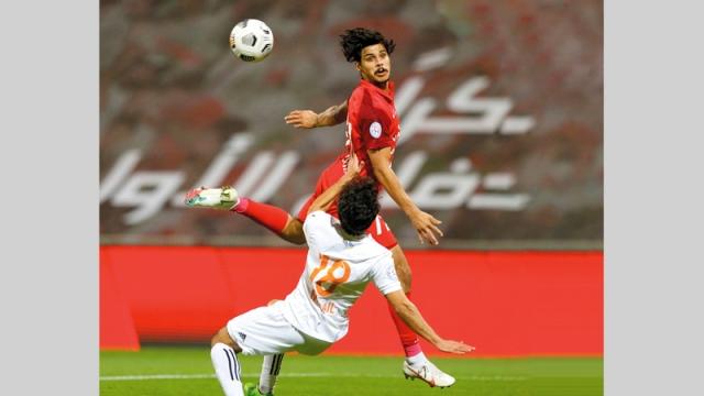 صورة أحمد العطاس يحرز أول هدف في الدوري منذ 1002 يوم – رياضة – محلية