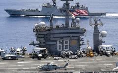 الصورة: أمن أميركا يعتمد على التحالفات والشراكات القوية