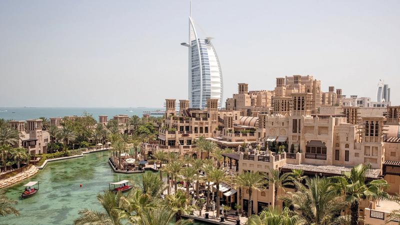 السوق الفندقية في دبي بدأت تشهد معدلات إشغال أعلى ومتزايدة تدريجياً.■ أرشيفية