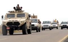 الصورة: مقاتلات التحالف تدمّر شبكة اتصالات «حوثية» غرب صنعاء