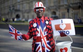 الصورة: بريطانيا: قد ننسحب من الاتحاد الأوروبي دون اتفاق