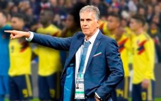 البرتغالي كيروش يرحل عن تدريب منتخب كولومبيا
