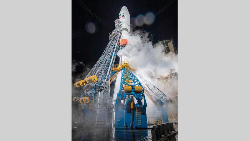 الإمارات استطاعت أن ترسخ من مكانتها ضمن الدول الكبرى في مجال علوم الفضاء.   وام
