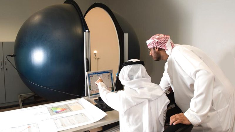 المركز يسعى إلى تطوير برامج وطنية في علوم الفضاء.   من المصدر