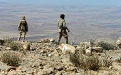 الصورة: انتصارات نوعية للجيش اليمني في مأرب والجوف