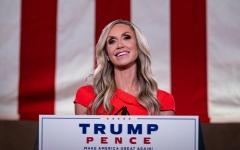 الصورة: زوجة ابن الرئيس الأميركي تسعى للفوز بمقعد  في مجلس الشيوخ