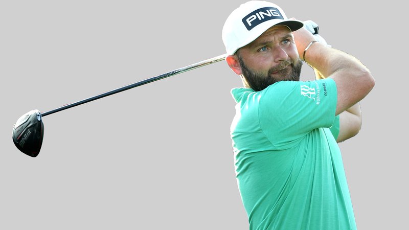 البريطاني سوليفان يواصل قبضه على صدارة «الغولف في دبي» للاعبين المحترفين.  من المصدر