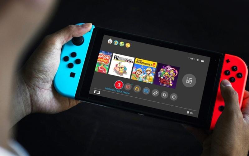 الصورة: «نينتندو» تكشف عن وظائف جديدة في «Switch»