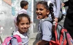 الصورة: أوضاع الأطفال في بؤر الصراع بالشرق الأوسط  تتفاقم
